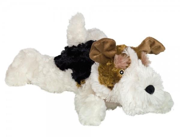 Plüsch Hund Foxterrier 39 cm