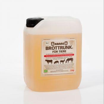 Original Kanne Bio - Brottrunk für Tiere 5kg Kanister
