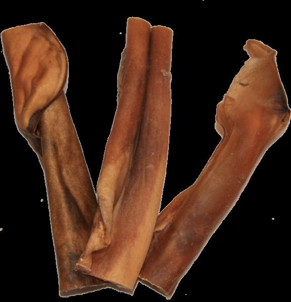Rinderkopfhaut 250 g – Zilinski Hundesnacks