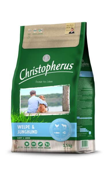 Christopherus Welpe & Junghund