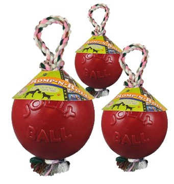 JOLLY BALL ROMP-N-ROLL ROT 15cm