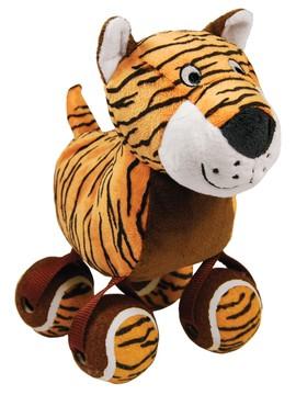 Kong TenniShoe Tiger S 15,2 cm x 6,9 cm