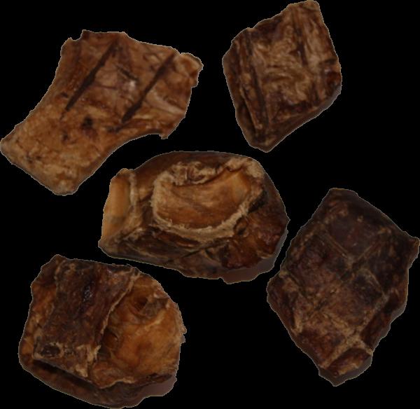Welpenhappen aus Rinderlunge (150 g) – Zilinski Hundesnacks