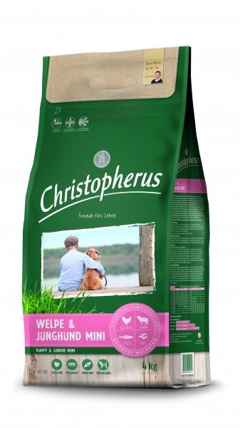 Christopherus Welpe & Junghund mini 4 kg