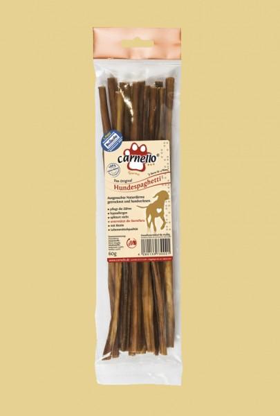 Carnello Hundespaghetti mit Blindenschrift 60 g - Zilinski
