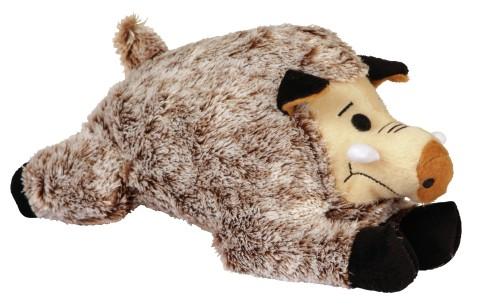 Plüsch Spielzeug Wildschwein mit Squeaker – Zilinski